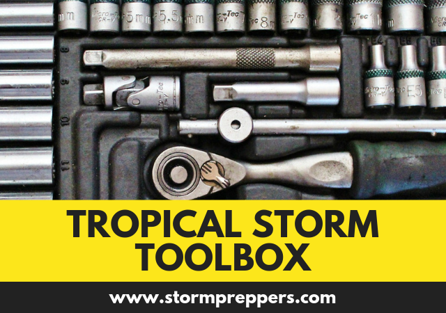 Tropical Storm Toolbox 2.0