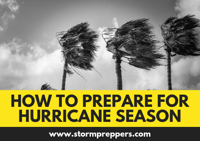 How to Prepare for the 2019 Hurricane Season (Tips from Trustworthy Weather Experts)