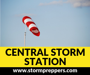 Storm Preppers Ad - Central Storm Station