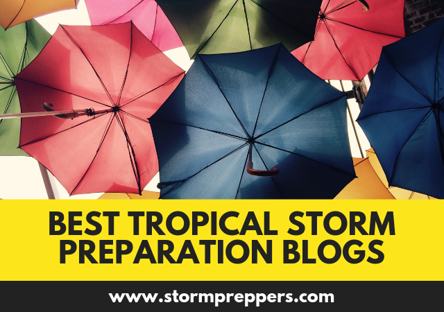 Best Tropical Storm Preparation Blogs