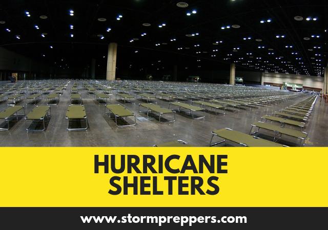 Hurricane Shelters